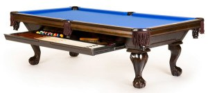 Billiard table services and movers and service in Zionsville Indiana